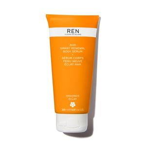 REN aha smart renewal body serum 200 ml