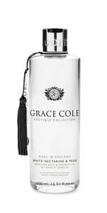Grace Cole Bath Shower White Nectar  Pear 500 ml