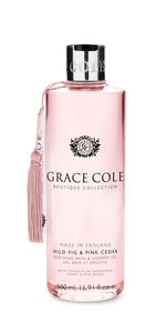 Grace Cole Bath & Shower Wild Fig & Pink Cedar 500 ml