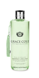 Grace Cole Bath & Shower Grapefruit, Lime & Mint 500 ml