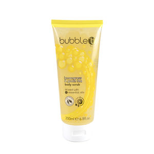 BubbleT Scrub Lemongrass & Green Tea 200ml