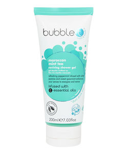 BubbleT Shower Gel Moroccan Mint Tea 200ml