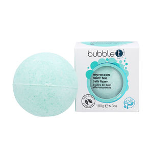 BubbleT Bath Fizzer Moroccan Mint Tea 180g