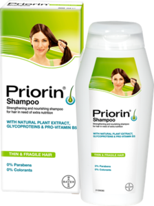 Priorin Sjampo 200 ml