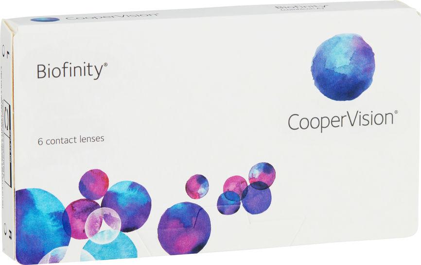 7ac8ebb82635 Biofinity døgnlinser (6 stk)
