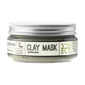 Ecooking Clay Mask uten parfyme 100 ml