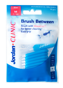 Jordan Clinic Brush Between M (0,6 mm)