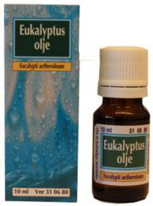 Eukalyptusolje 10 ml