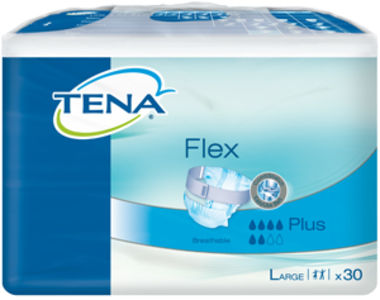 Tena Flex Plus str: L 30 stk