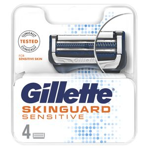 Gillette Skinguard Sensitive barberblader 4 stk