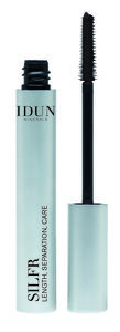 Idun Minerals Mascara Silfr, 11ml - sort