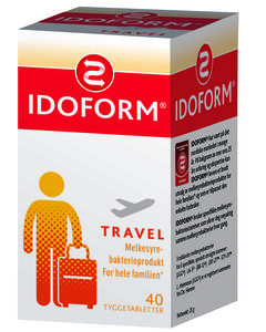 Idoform travel Tab