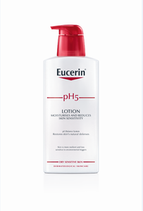 Eucerin pH5 Lotion parfyme 400 ml