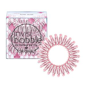 Invisibobble - ORIGINAL rose muse hairring. Hårstrikk som ikke skader håret!