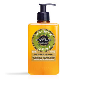 L'Occitane Shea Verbena Liquid Soap 500ml