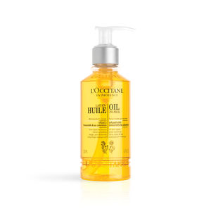 L'Occitane Oil-to-Milk Make-Up Remover 200ml