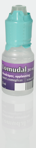 Lomudal Øyedr 20 mg/ml