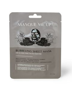 Masque Me Up skummende sheetmask 25 ml