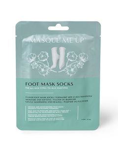 Masque Me Up fotmaske sokk 1 par