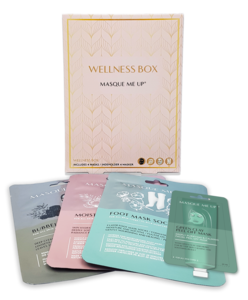 Masque me up wellness box