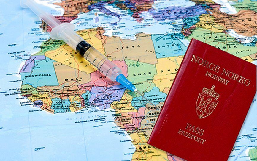 reise til australia vaksine