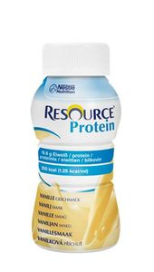 Resource Protein vaniljesmak 4x200 ml