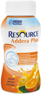 Resource Addera+ appelsinsmak 4x200 ml