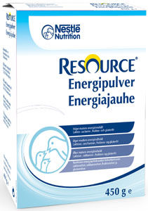 Resource energipulver 450 g