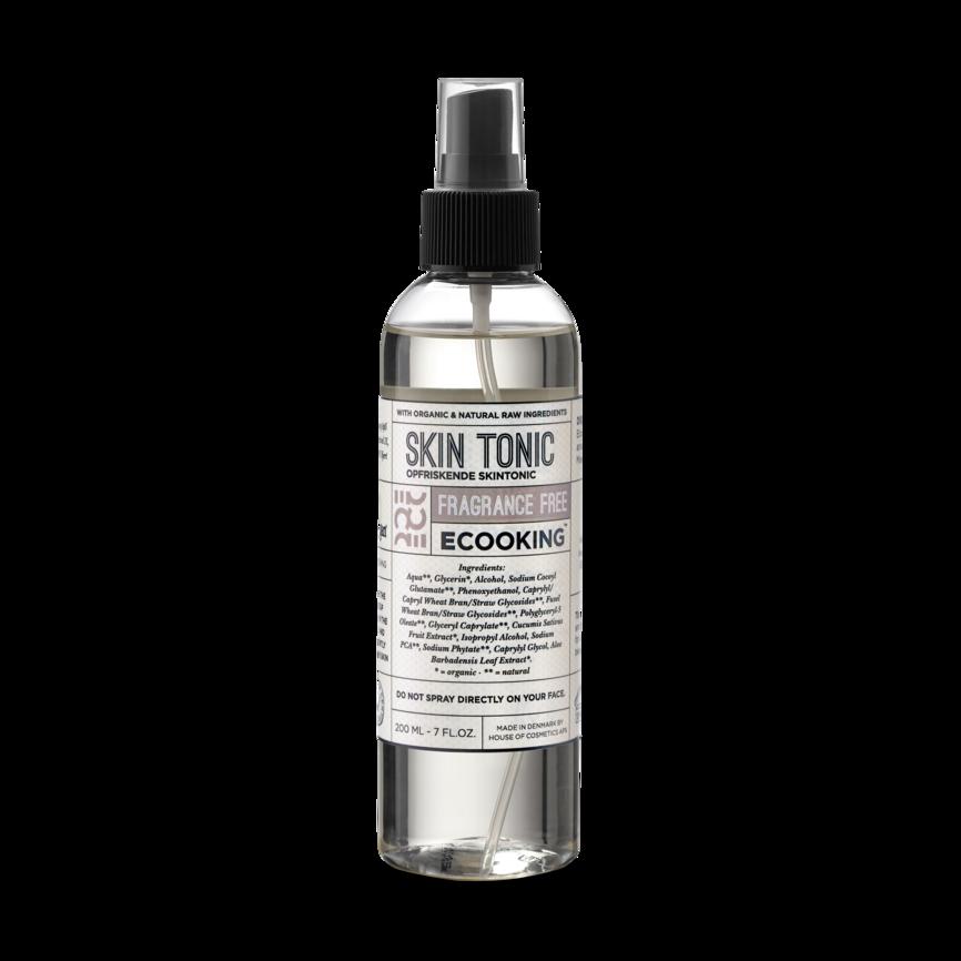 Kjøp Ecooking Face Mist uten parfyme 200 ml på nett | Vitusapotek