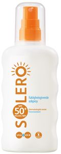 Solero spray spf50+ 200ml