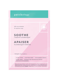Patchology FlashMasque® Soothe 5 Minute Sheet Masks 1 stk