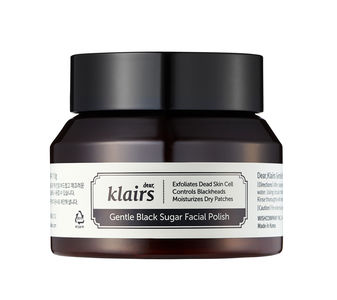 Klairs Gentle Black Sugar Facial Polish 110 gram