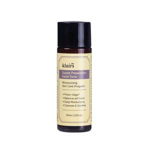 Klairs Supple Preparation Facial Toner Mini 30 ml
