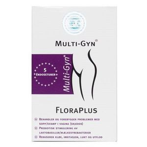 Multi-Gyn FloraPlus 5x5ml