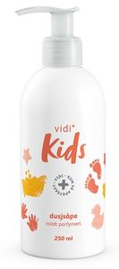Vidi kids dusjsåpe m/p 250 ml