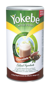 Yokebe Chocolate - 400 g