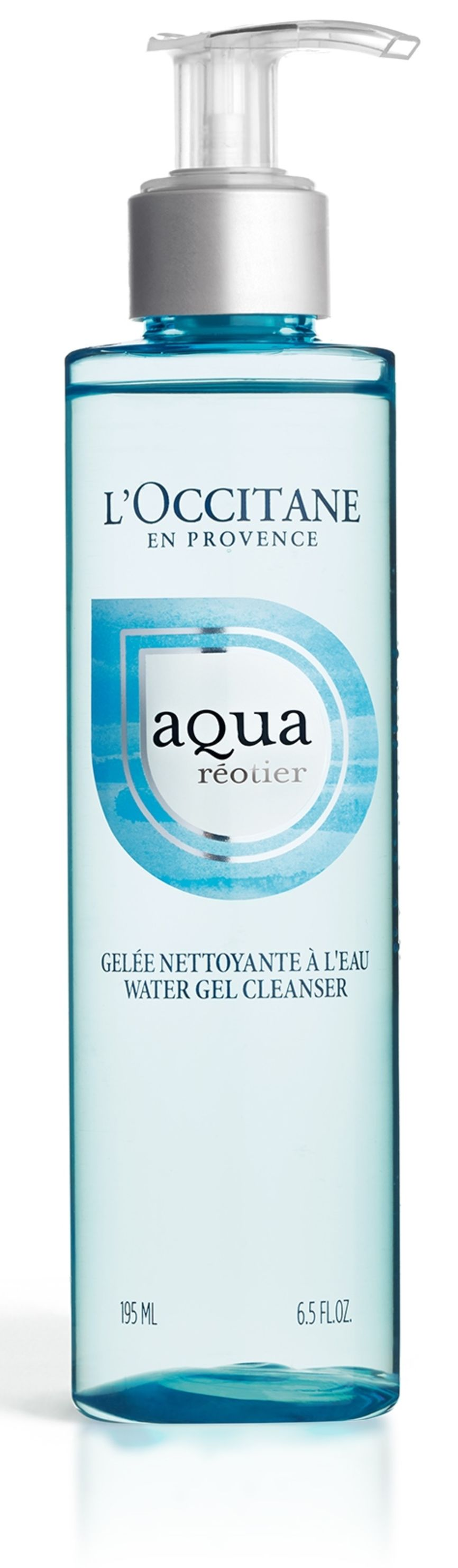 L'Occitane Aqua Réotier Water Gel Cleanser 195ml