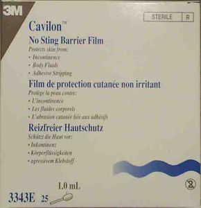 Cavilon barrierefilm 1 ml skumapplikator 24 stk