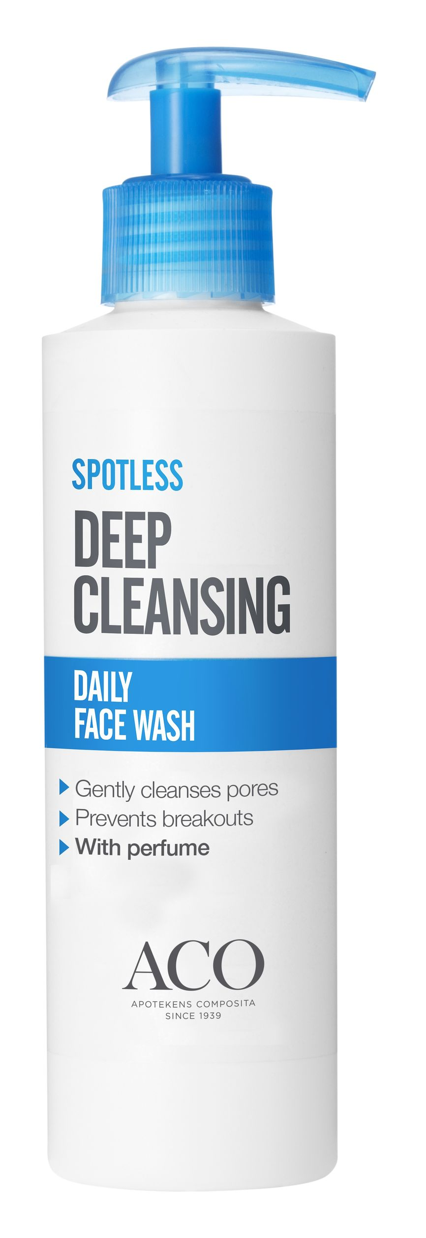 ACO Spotless Daily Face Wash 200ml