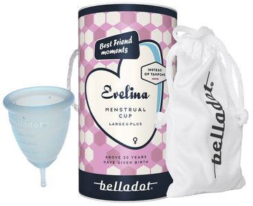 Belladot Evelina Menskopp Large & Plus