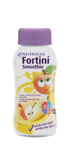 Fortini Smoothie Sommerfrukt, 200 ml
