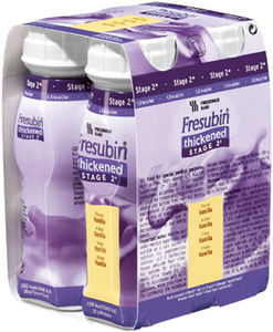 Fresubin Thickened Stage 2 Vanilje 4x200 ml