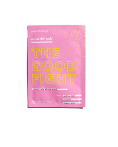 "Patchology moodmask ""The Good Fight"" Clear Skin Sheet Mask 1 stk"