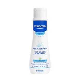 Mustela Multi Sensory Bubble Bath 200 ml