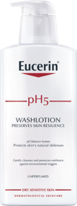 Eucerin pH5 Washlotion uparfyrmert 400 ml