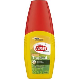 Autan Tropical pumpespray 100 ml