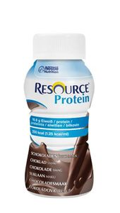 Resource protein næringsdrikk sjokolade 4x200ml
