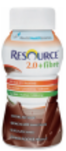 Resource 2,0 fiber sjokolade 4x200 ml