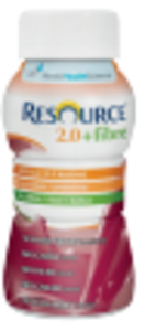 Resource 2,0 fiber skogsbær 4x200 ml
