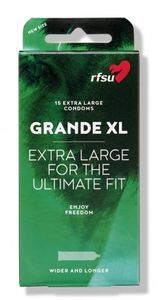 Rfsu Kondom Grande XL 15 ml